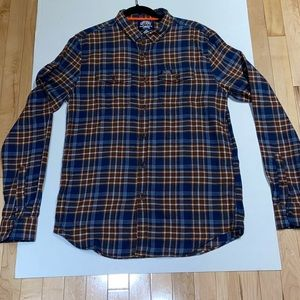 SuperDry Men's Flannel NWOT